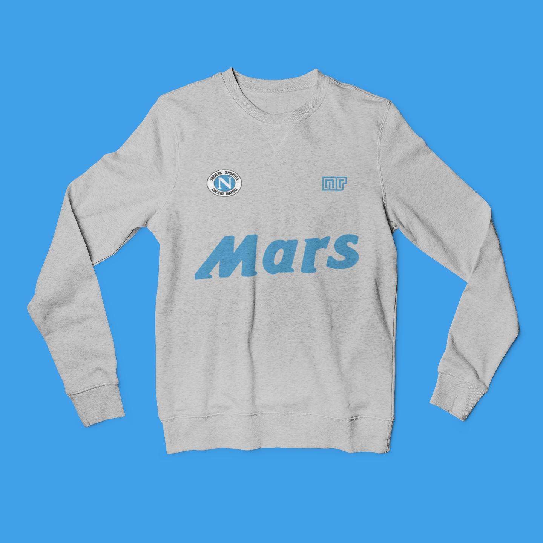 Felpa Napoli Mars