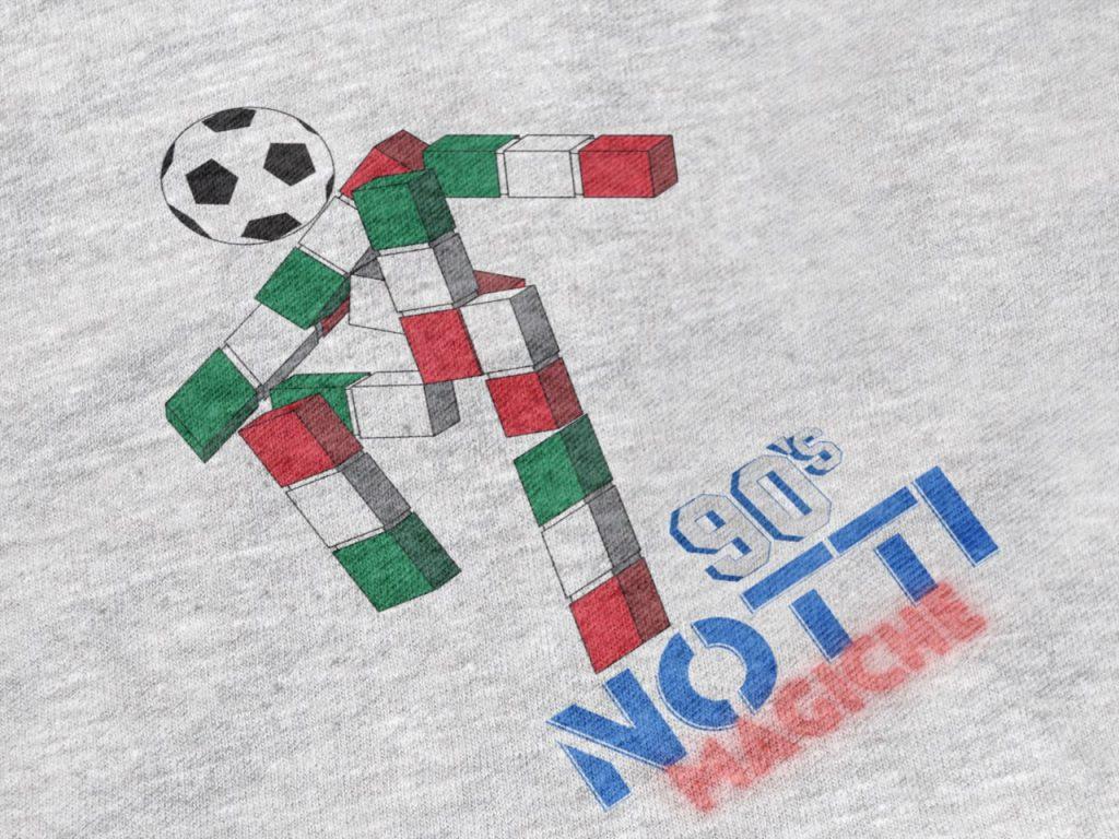 T-shirt Notti Magiche